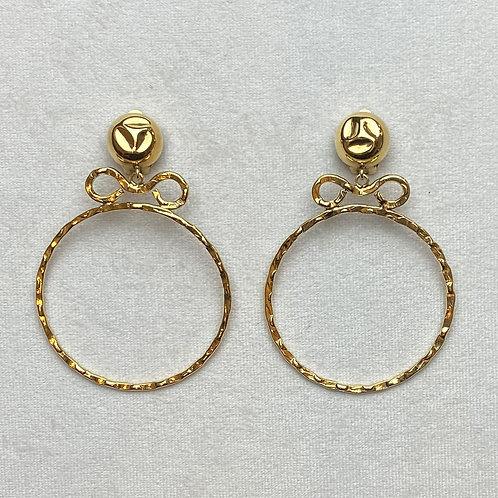 Boucles d'oreilles ART 1025 Doré