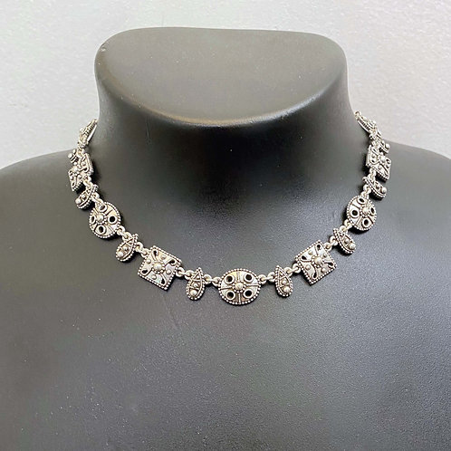 Collier TED 226 Argent