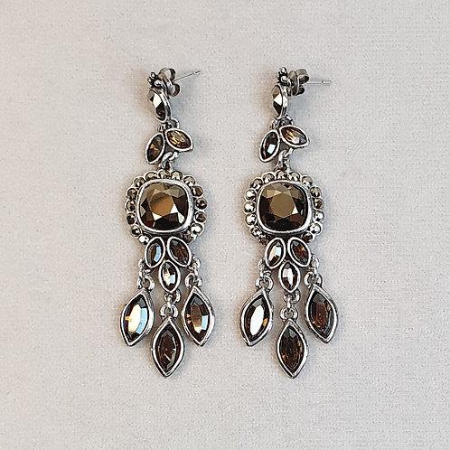 Boucles d'oreilles PAM 35 A/Metallic Gold