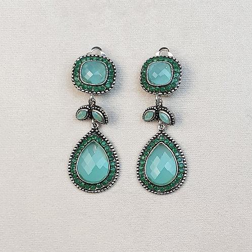 Boucles d'oreilles ODE 55 A/Jade
