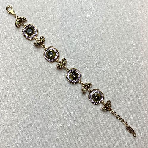 Bracelet ODE 155 D/Olivine