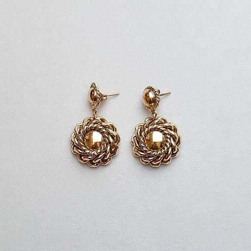 Boucles d'oreilles ART 0188 Doré