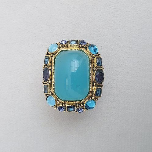Bague MIS 603 D/Opal Blue