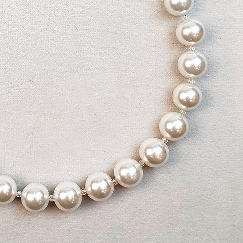 Collier PER 285 Perle