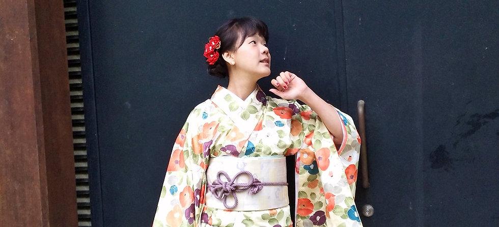 着物,浴衣,浅草,東京,和服,レンタル,和装,アンティーク,ヘアセット,kimono,yukata,rental,asakusa,sensoji,tokyo,photoshooting,miu,撮影, 出租