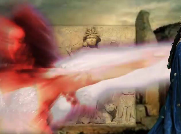 Inanna show sample  scenes show reel WS