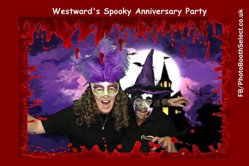 Halloween Party at Torquay United football ground, lots of great green screen images from that event.