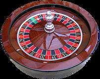 Roulette wheel - Cut Out .png