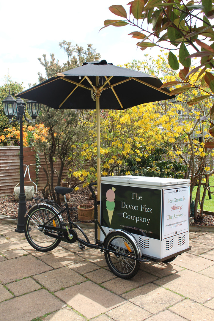 The Ice Cream Bike