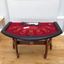 Casino Poker table in Honiton