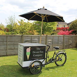Ice Cream Bike, Newton Abbot