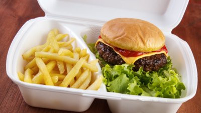 Takeaway containers -- the environmental cost of packing our favorite fast-foods