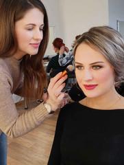 Ausbildung zum make-up artist