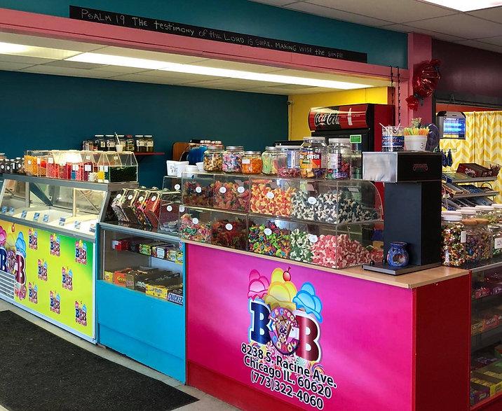B & B Candy Shop