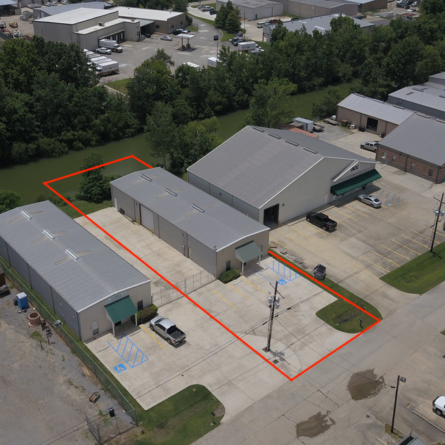 Cloverland/Industriplex Office/Warehouse with Secure Laydown