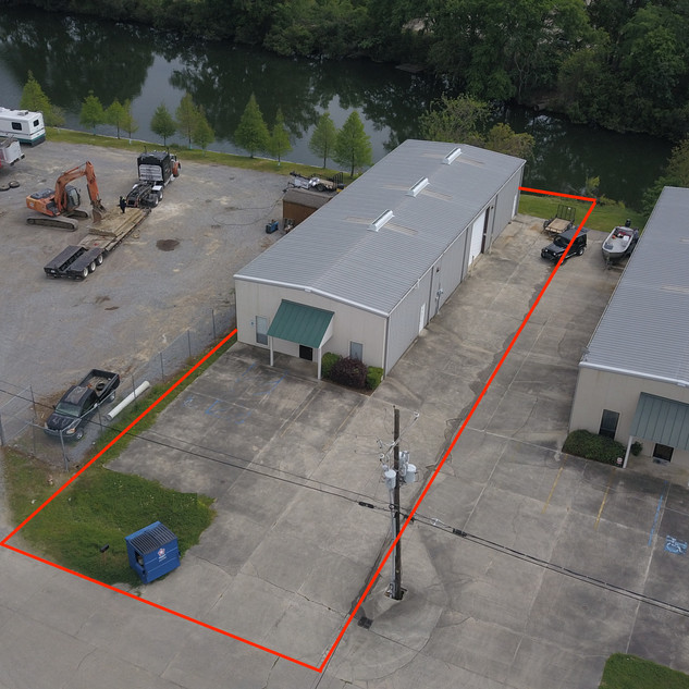 Cloverland/Industriplex Office w/ A/C Warehouse and Secure Laydown