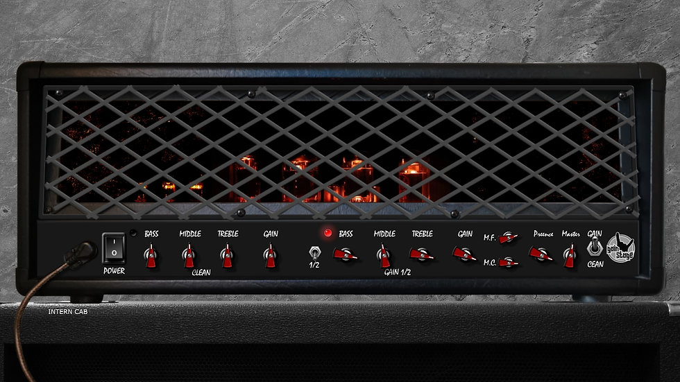 Randolf Virtual Amp DEMO