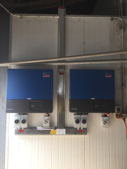 Solar Inverter Norlec Contracting and Solar