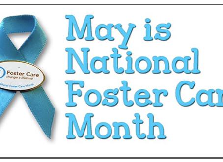 Foster Care Month- How you can make a Difference for a Foster Child