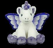 meandmybearscrystalwithpurple unicorn.pn