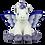Thumbnail: Purple & White Glitter Unicorn