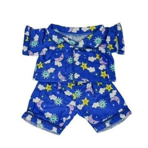 + Add On Blue Boy PJs