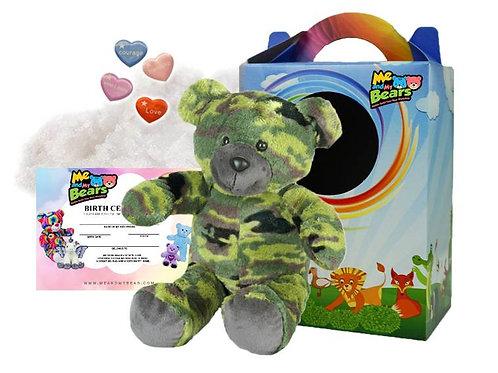 Camo Bears