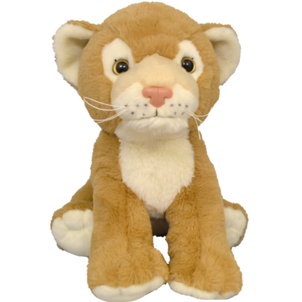 Delilah the Lion