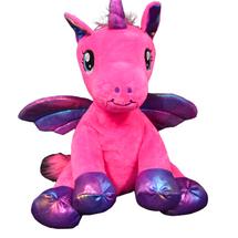Nova the Pinked Winged Unicorn