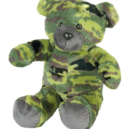 G.I. Camo Bear