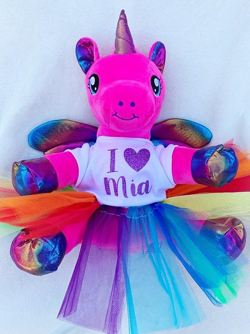 + Add On Tutu & Custom T-Shirt with Child's Name