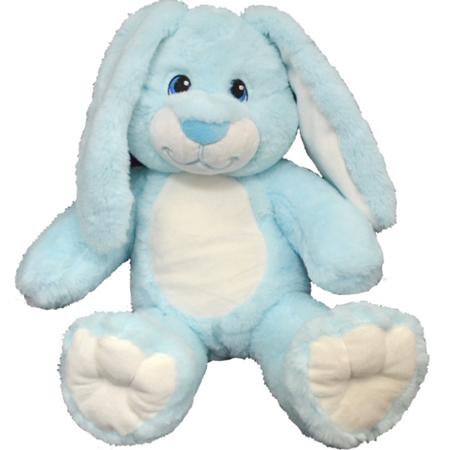 Hoppity the Blue Bunny