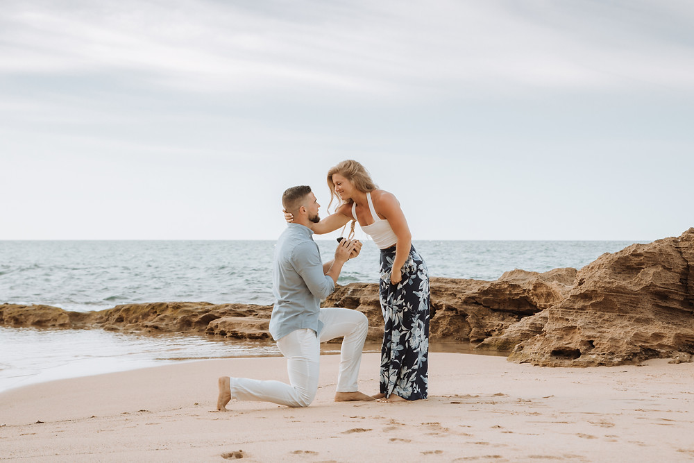 Surprise Proposal Puerto Rico