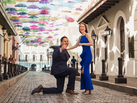Planning a Surprise Proposal in Puerto Rico?