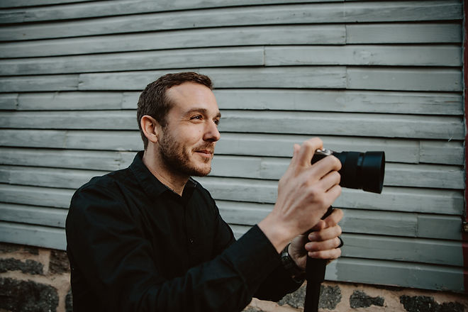 Brandon Talanehzar, elopement videographer