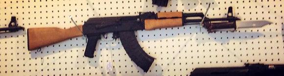 Century Arms Wasr 10 AK 47