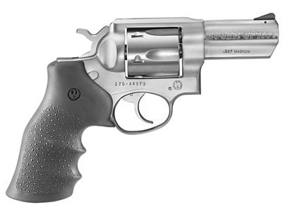 Ruger GP 100 Stainless