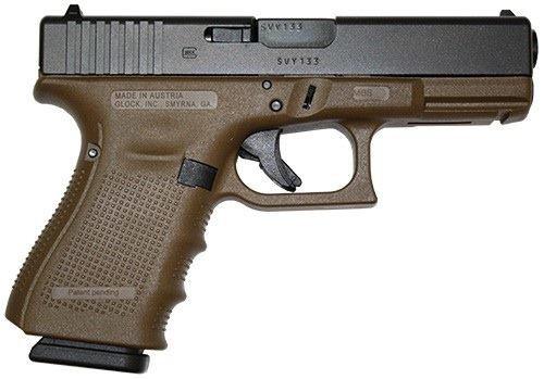 glock 23 gen 4 FDE