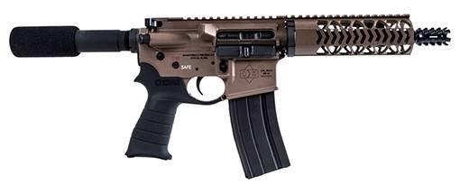 "Diamondback DB15 pistol 7.5"""