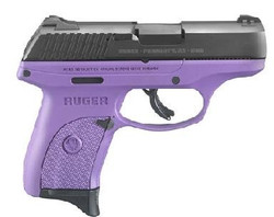 Ruger LC9s purple