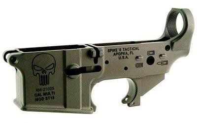 Spike's Tactical punisher lower