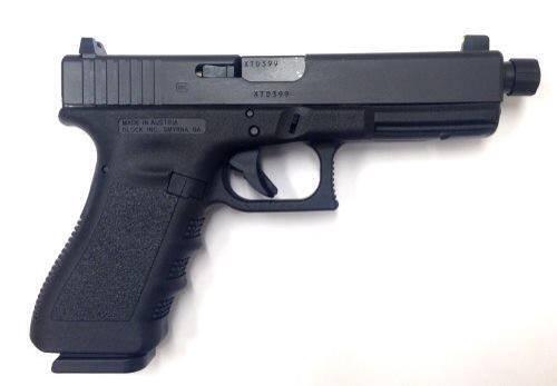 Glock 17 gen 3 threaded barrel