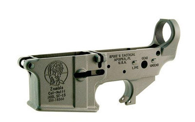 Spike's Tactical Zombie lower
