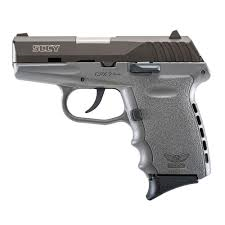 Sccy CPX2 9mm GRAY
