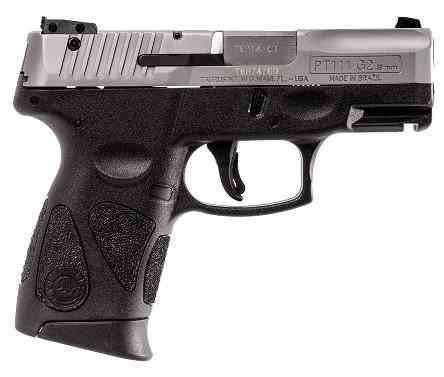 Taurus PT111 G2 9mm Stainless Slide