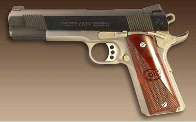 """Colt Combat Elite 1911 5"""" .45"""