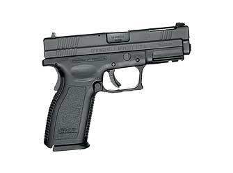 Springfield Armory XD 9mm V10