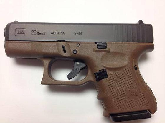 glock 26 gen 4 FDE