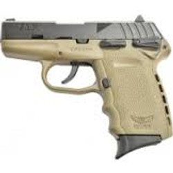 Sccy CPX-1 9mm FDE
