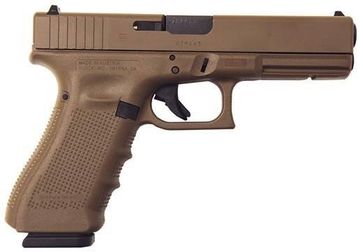 glock 17 gen 4 FULL FDE